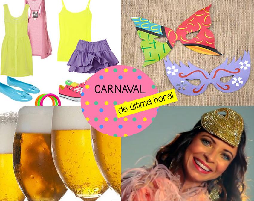Carnaval (de última hora!)