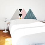 DIY – Cabeceira de cama diferente
