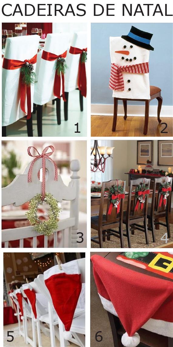 decoracao de lavabo para o natal: de Natal – Cadeiras – Blog de decoração – Casa de Firulas