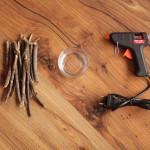 Como fazer um castiçal de outono – DIY