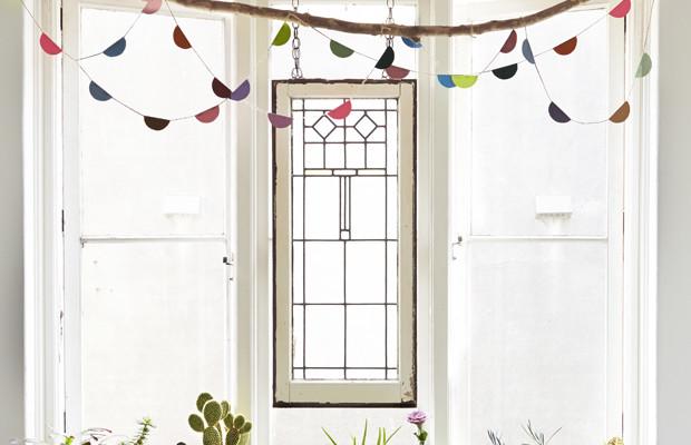 Três formas diferentes de usar galhos secos na decoração da sua casa