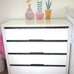 DIY – Como reformar uma cômoda com vinil adesivo