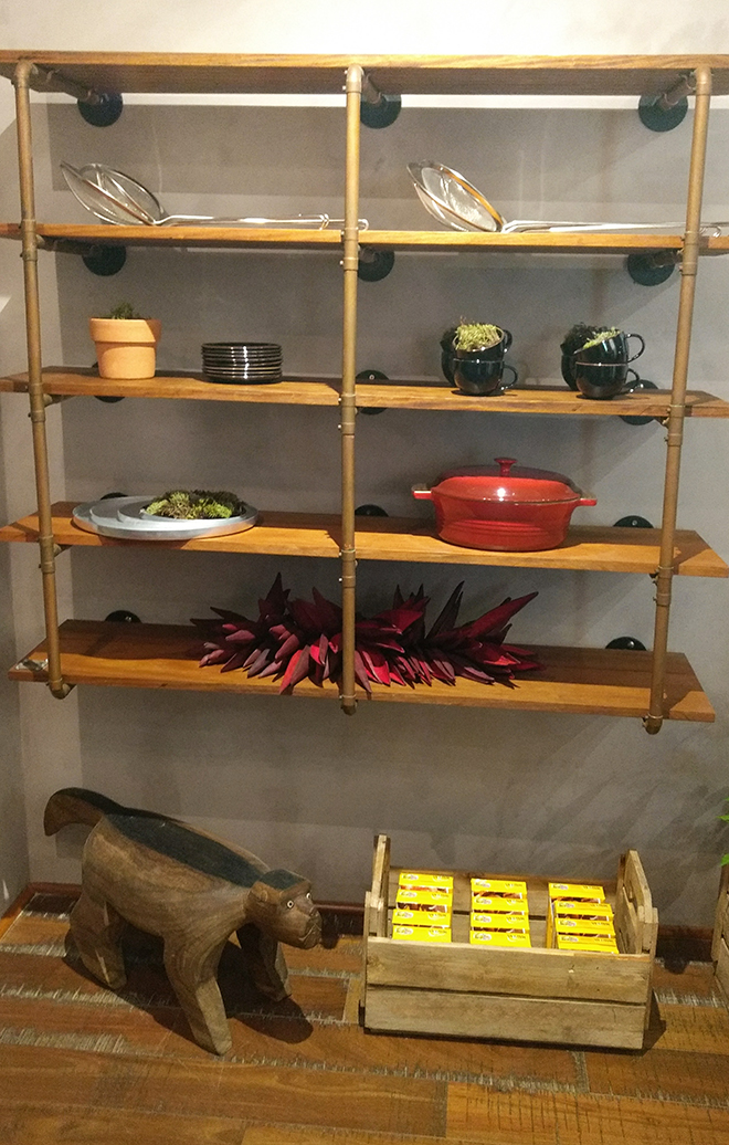 Cozinha Industrial - Erica Salgueiro